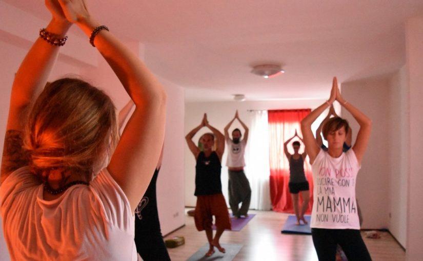 Il settimo anno di Yoga con gli altri