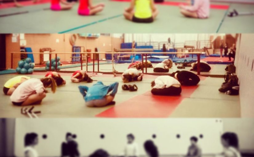 Yoga per lo sport: preparazione yoga per ginnaste