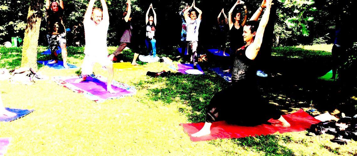 yoga a Brembate